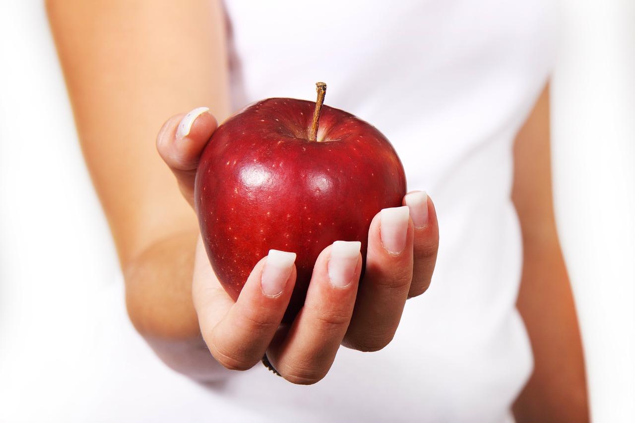Vegán táplálkozás: alma