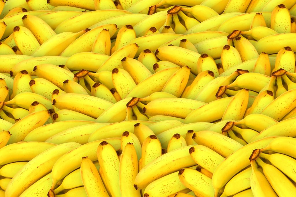 Banán: prebiotikum forrás