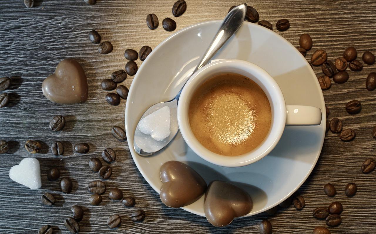 Kávé, koffein