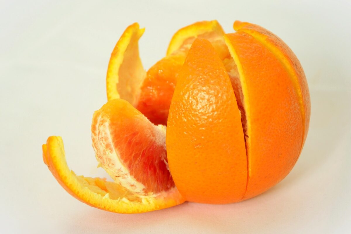 Narancshéj