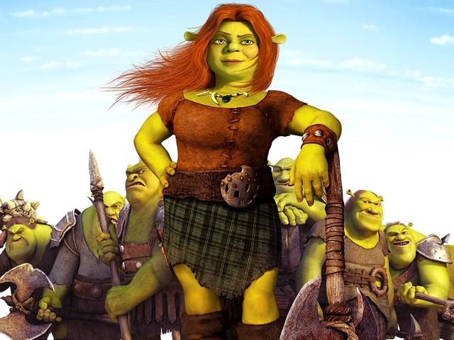 A szépséges Fiona